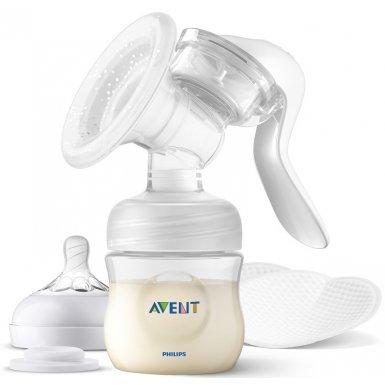 Avent Odsávačka mateřského mléka manuální