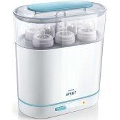 Avent Sterilizátor parní elektrický 3 v 1 Bílá