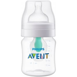 Avent Láhev Anti-colic 125 ml s ventilem AirFree, 1 ks