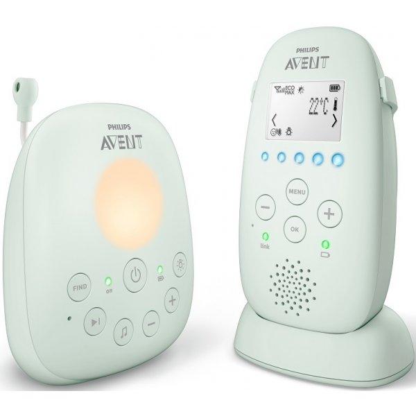 Avent Baby monitor SCD721 Bílá