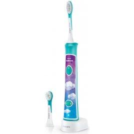 Avent Sonický elektrický zubní kartáček dětský s bluetooth